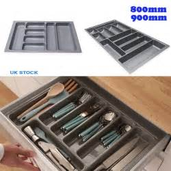 800mm 900mm plastic cutlery trays kitchen drawers blum