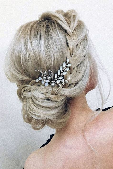 30 wedding hairstyles for your unforgettable wedding hair haare hochzeit