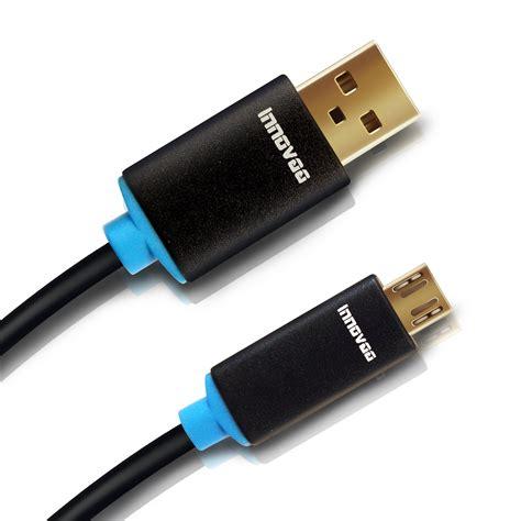 Usb 2 0 To Usb 2 0 Cable micro usb cable innovaa premium micro usb 2 0 to usb 2 0
