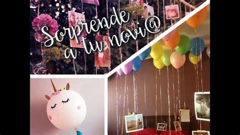decorar cuarto de bienvenida ideas para sorprender a tu novio o novia decora su cuarto