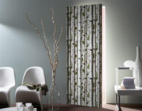 befestigung für gardinen wohnzimmer deko beige