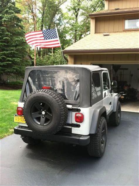 Used Jeeps For Sale Buffalo Ny Buy Used 2004 Jeep Wrangler Rubicon Sport Utility 2 Door 4