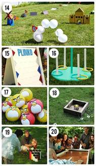 Backyard Golf Game 65 Outdoor Party Games For The Entire Family
