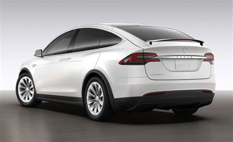 Car Model Tesla Tesla Model X 75d Replaces 70d Gains 17 Of Range