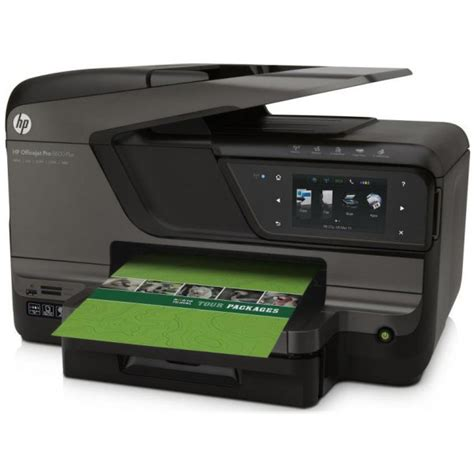 Hp One Plus hp officejet pro 8600 plus n911g cm750a wireless e all in one printer 4800x1200dpi 16ppm