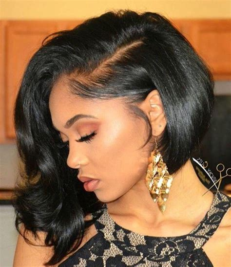 weave that is short on the top but long on the bottom short bob hairstyles weave hairstyles