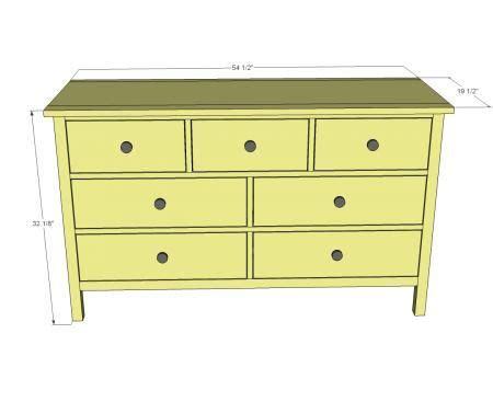 build your own bedroom dresser kendal extra wide dresser build your own dresser free