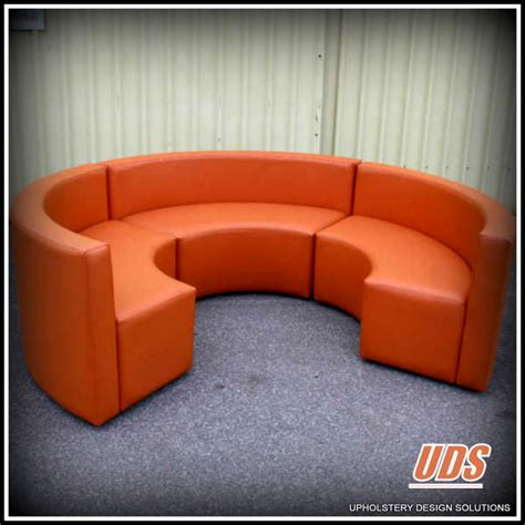 upholstery design solutions crescent ottoman with back rest upholstery design