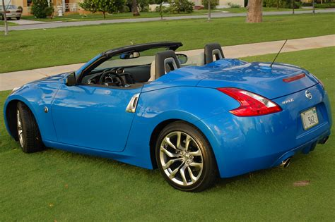 nissan convertible 2011 nissan 370z convertible top cars usa