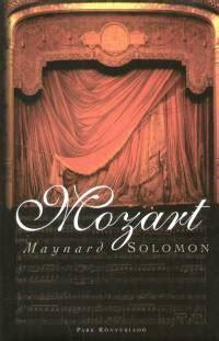 mozart biography maynard solomon k 246 nyv mozart maynard solomon