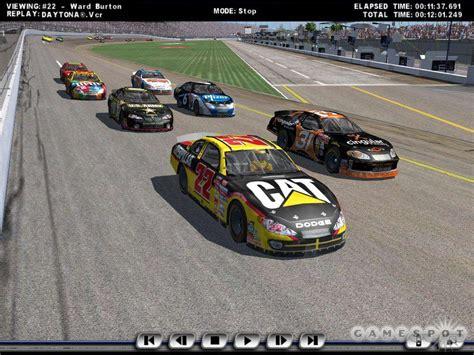Nascar Racing 04 nascar thunder 2004 pc torrents