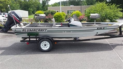 alumacraft boats any good 1995 alumacraft boat alumacraft 1995 for sale