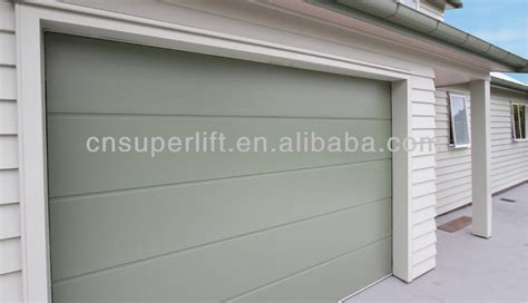 Automatic Garage Doors by Automatic Garage Door Lightweight Type Sectional Gate