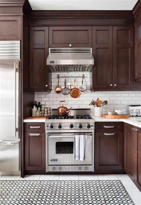chocolate brown kitchen cabinets chocolate brown cabinets transitional kitchen house