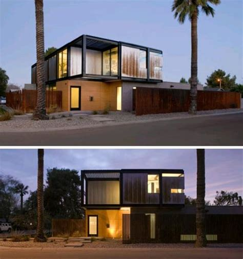 simple modern simply modern modular home plan design decor
