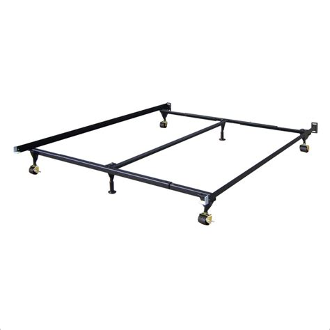 Bed Frame Rollers The Best And Proper King Size Bed Rails For Toddler Bedroomi Net