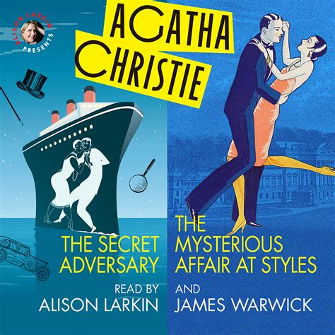 0007119275 the mysterious affair at styles the secret adversary the mysterious affair at styles
