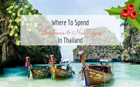 new year in thailand where to spend and new year in thailand wos