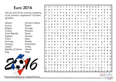 printable word search europe football crosswords printable super bowl crossword