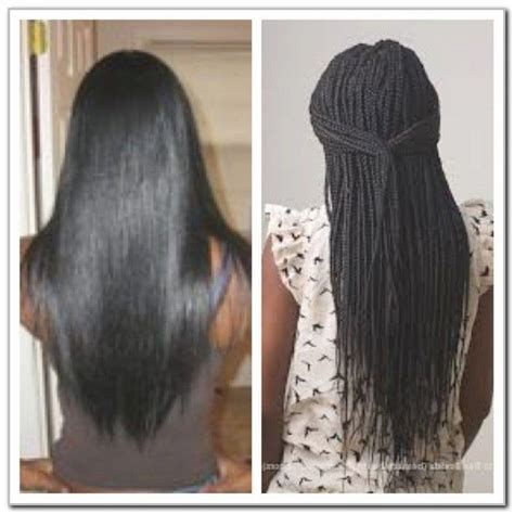 hair growth after braids box braids hair growth before and after stuff i love