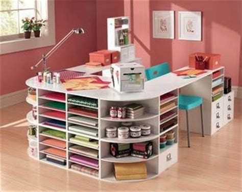Craft Room Storage And Desk Craft Room Storage And Desk Craft Desk Organization Ideas
