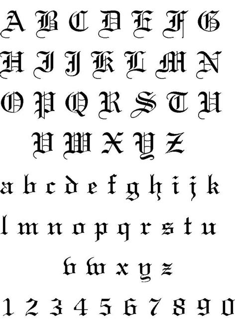 tattoo fonts pinterest tribal tattoo designs outstanding tribal tattoo alphabet