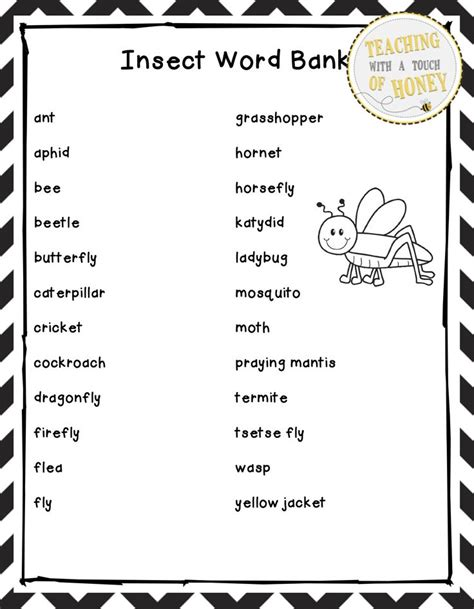 Insect Report Template Insect Report Tiered Report Writing Templates Report