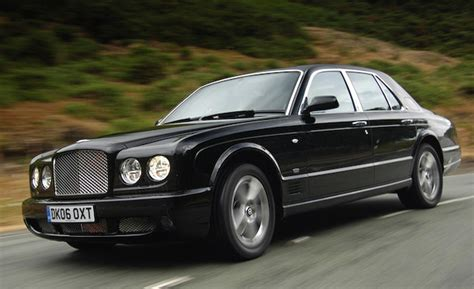 2007 bentley arnage car and driver