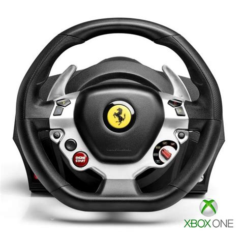 ferrari steering wheel thrustmaster tx racing wheel ferrari 458 italia edition