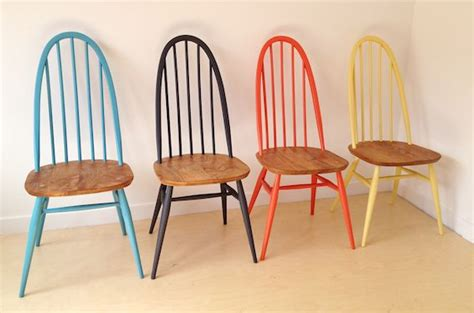 Dining Room Chair Seat Base Best 25 Painted Dining Chairs Ideas On