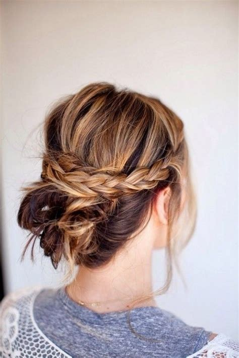 hairstyles everyday 22 great braided updo hairstyles for girls pretty designs