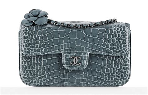 Chanel Semi Shiny Alligator Shopping Bag by Chanel S 2015 Bags Arrived In Stores