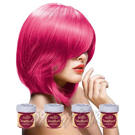 directions pink flamingo semi permanent hair dye la riche