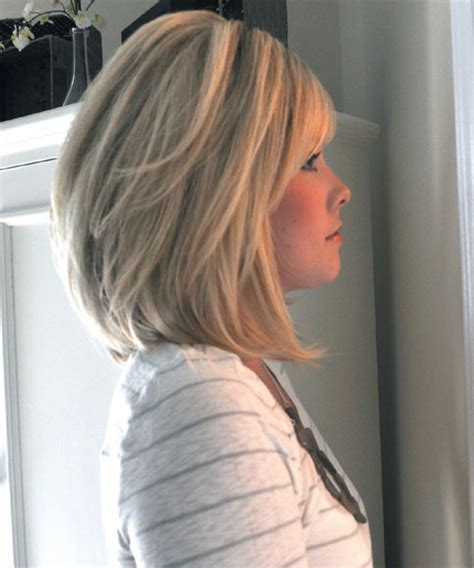 medium length stacked bob hairstyles stacked bob hairstyles in different bob shapes