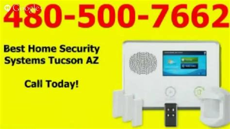 home security systems tucson az 480 500 7662 security