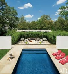 modern pool by cadwallader design ad designfile home