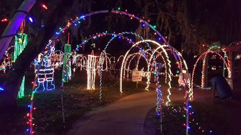 dickenson festival of lights dickinson festival of lights opens amid harvey recovery