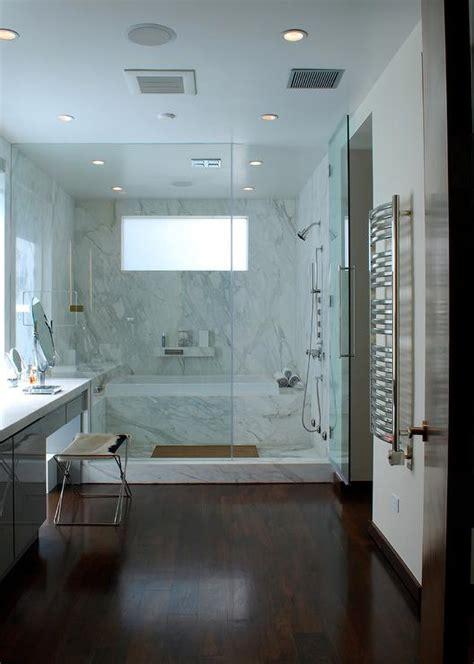 walk in shower bathtub tub in front of walk in shower design ideas