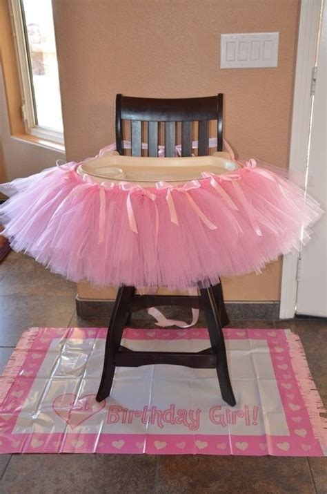 How To Make High Chair Tutu by This High Chair Tutu Ideas For The