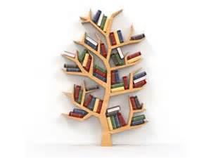 Tree Shaped Bookshelves - tree bookcase woodworking ideas pinterest
