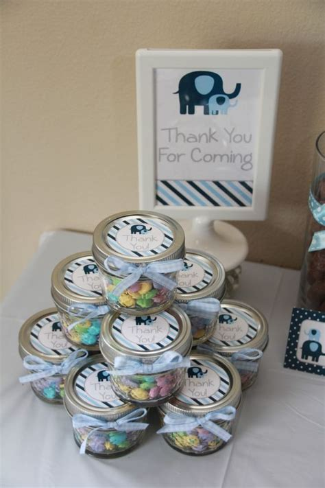 Baby Shower Elephant Favors by 20 Simple And Baby Shower Favors Shelterness