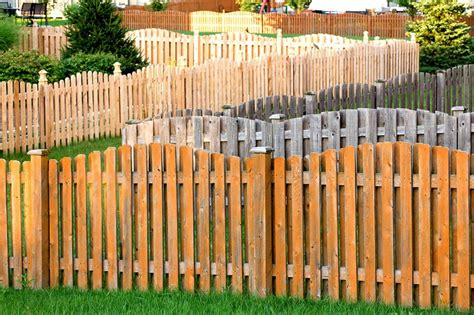 what is the best type of wood for fencing atlantic
