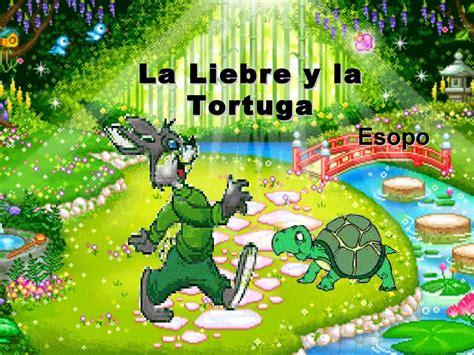 libro minicuentos de tortugas y calam 233 o fabula la liebre y la tortuga 4