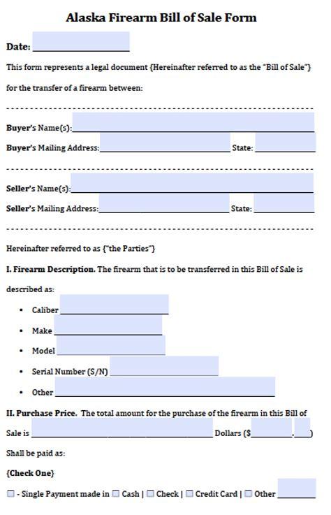 alaska motor vehicles free alaska vehicle bill of sale form pdf word doc