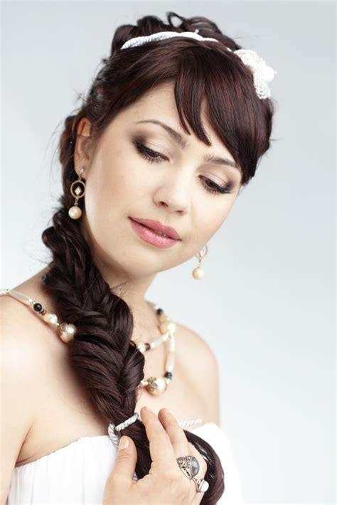bridal hairstyles side ponytail side ponytail hairstyles beautiful hairstyles