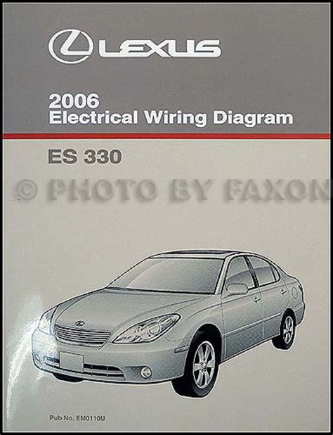 free online auto service manuals 2006 lexus es regenerative braking 2006 lexus es330 owners manual