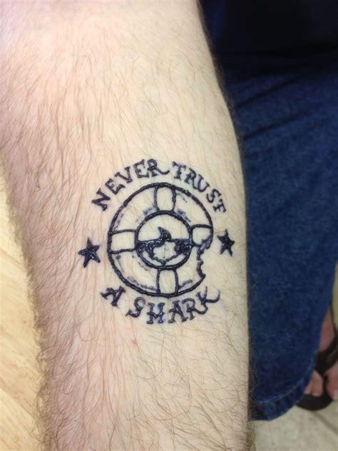 shark henna tattoo quot never trust a shark quot henna sailor chix