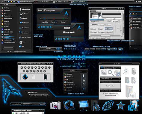quantria wb windows xp theme themes for pc azenis wb by jj ying on deviantart