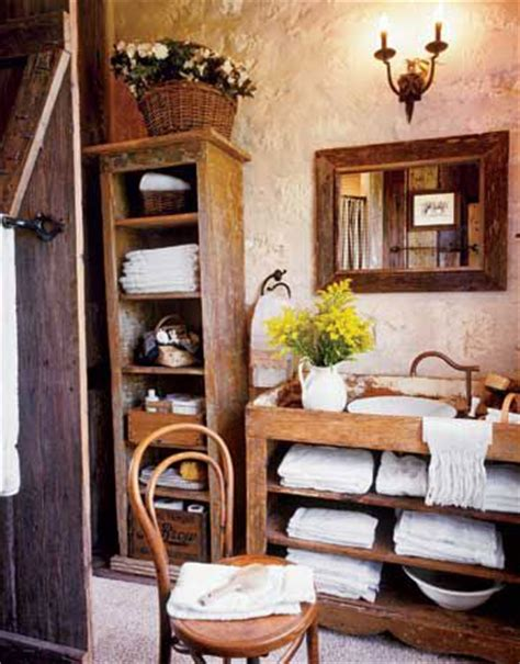 Country Rustic Bathroom Ideas by 28 Rustic Bathroom Decorating Ideas