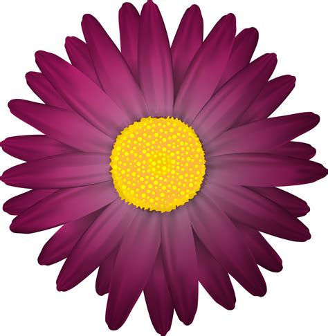 dark flowers png clipart
